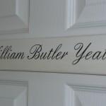 W.B. Yeats Room