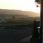 Views on to Doolin