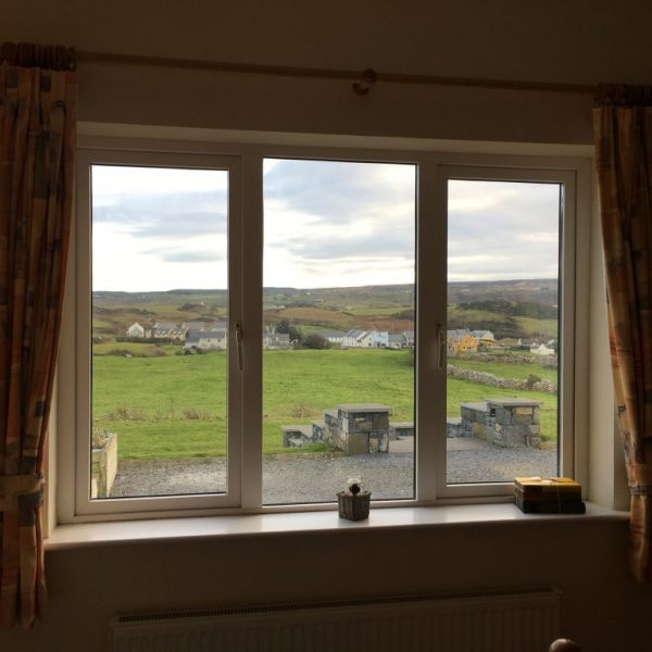 View from James Joyce Room