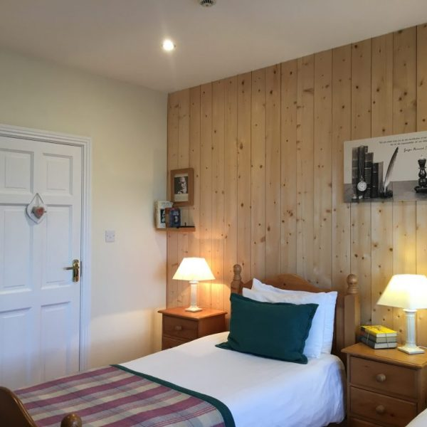 George Bernard Shaw Bedroom
