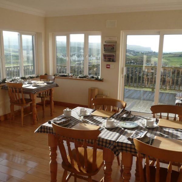 Doolin View Breakfast Room